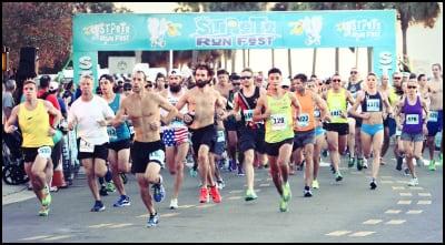 The St Petersburg Marathon