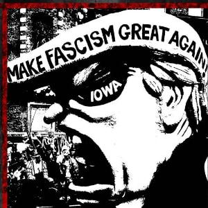 Make Fascism Great album cover
