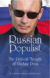 Putin on Populist book cover