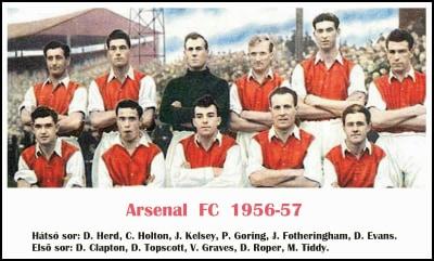 Arsenal-1956