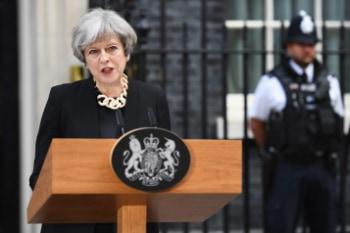 PM Teresa May