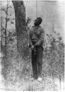 Lynching 1889