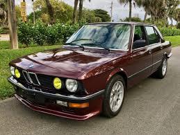 1984 BMW 528i