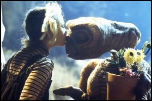 ET & Drew Barrymore