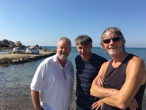 Blog Writing Team-Roger, Sergey, & Dean