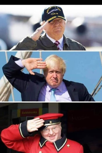 Boris & Donald