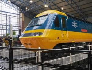British Rail Loco