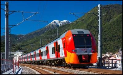 Trans-Sib Railroad