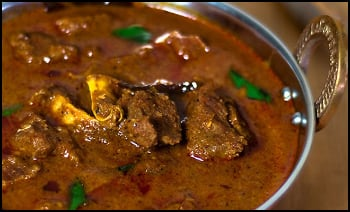 Mutton in a pot