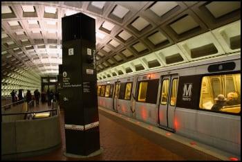 Metro Rail, Washington, DC