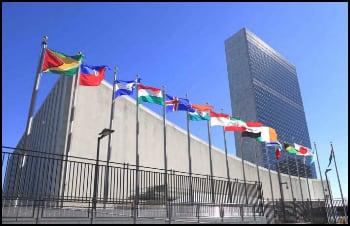 UN HQ, NYC
