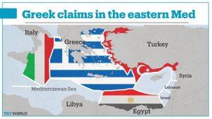 Greek Map