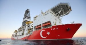 Turkish Drillship Faith