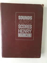 Book - Scores of Henry Mancini