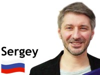 Our Rusuk Blog writer Sergey