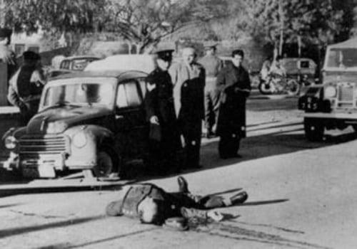 Murdered British Solder