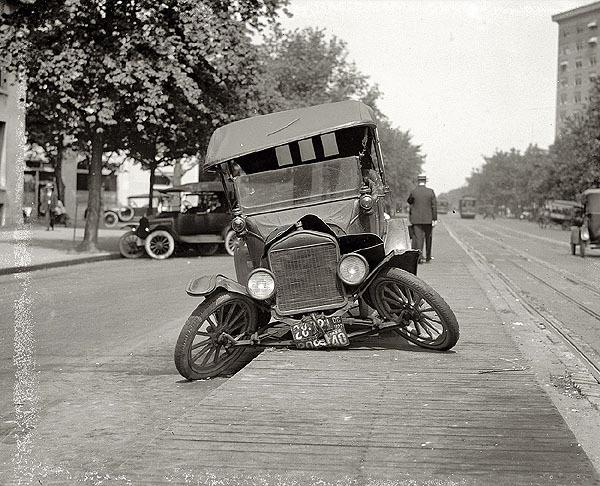Model T Crash