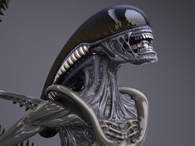 Aliens Cover Image
