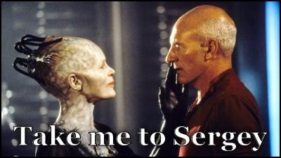 Star Trek - Take me to Sergey
