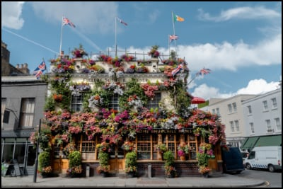 The Churchill Pub