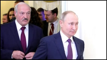 Alexander Lukashenko & Putin