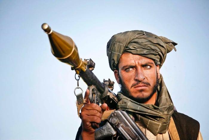 Afghanistan Fighter